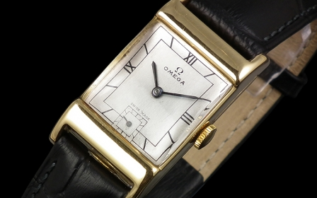 Nivia Watch Co - Art Deco