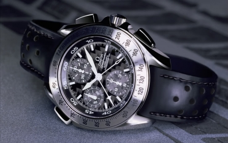 Omega - Speedmaster Split Seconds