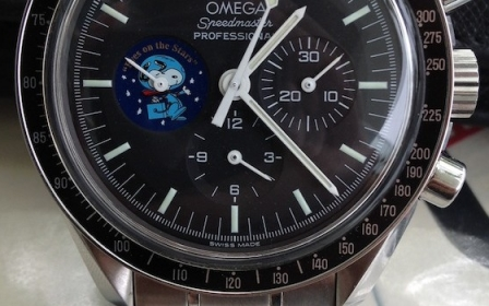 Omega - Speedmaster Snoopy Award Eyes On The Stars
