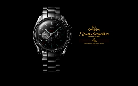 Omega - Speedmaster Professional Apollo XI 40th Anniversary
