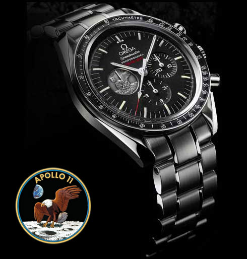Omega - Speedmaster Professional Apollo XI 25th Anniversary