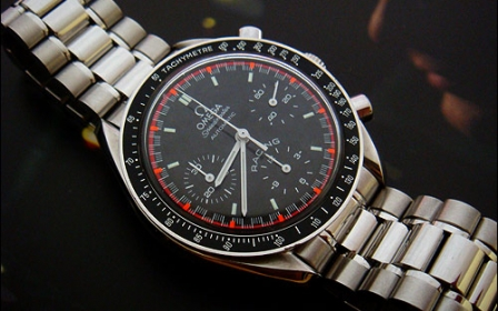 Omega - Speedmaster Michael Schumacher Limited Edition