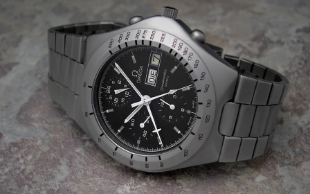 Omega - Speedmaster Mark V Teutonic