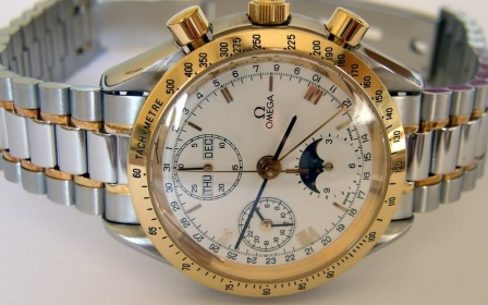 Omega - Speedmaster Golden Gate