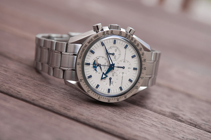 Omega - Speedmaster Day Date Moon Phases