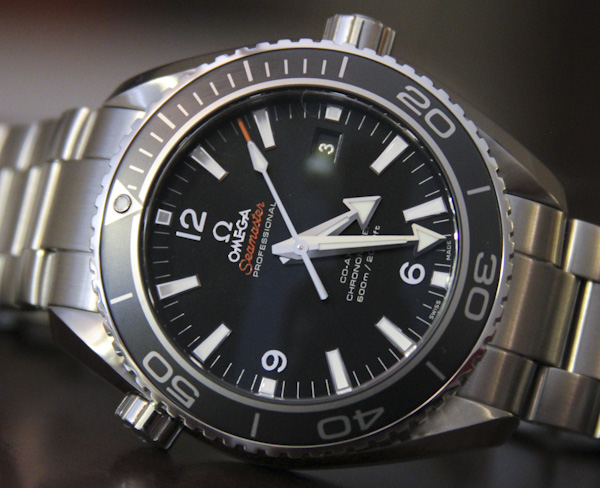 Omega - Seamaster Planet Ocean Co Axial XL