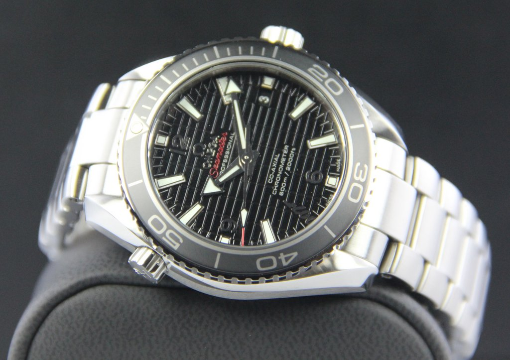 Omega - Seamaster Planet Ocean 600M Skyfall Limited Edition