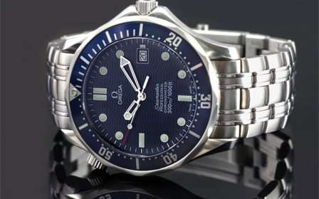 Omega - Seamaster 300 James Bond 40th Anniversary