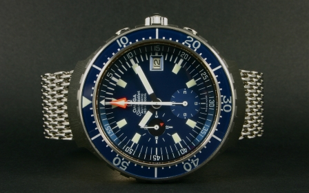 Omega - Seamaster 120 Big Blue