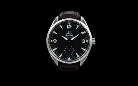 Omega - Railmaster XXL Chronometer