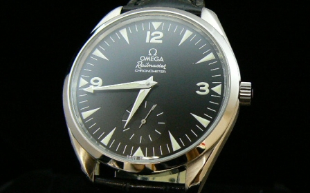Omega - Railmaster Chronometer