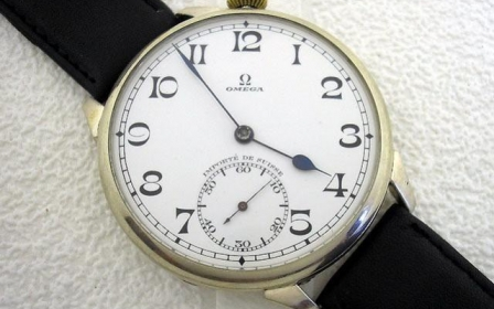 Omega - Mens Watch 20s