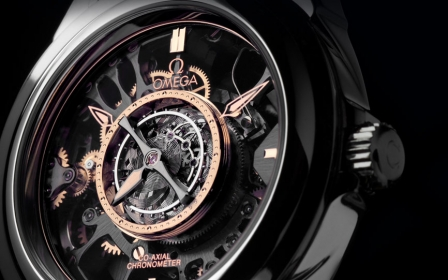 Omega - De Ville Co Axial Tourbillon