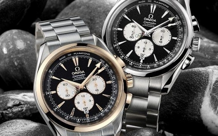 Omega - De Ville Co Axial Chronoscope Olympic Timeless Collection