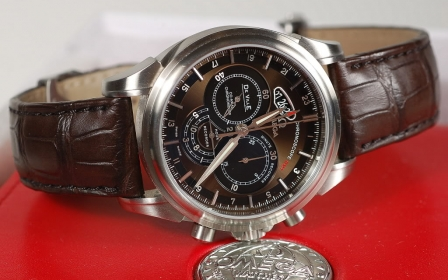 Omega - De Ville Co Axial Chronoscope GMT