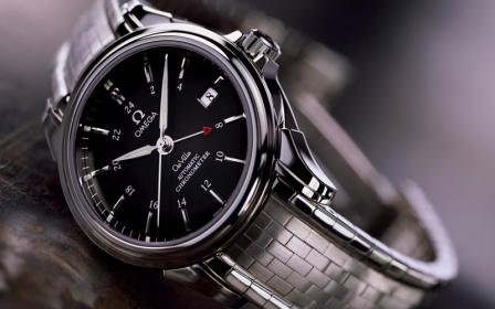 Omega - De Ville Co Axial Chronometer