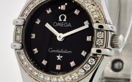 Omega - Constellation My Choice