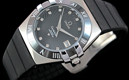 Omega - Constellation Megasonic