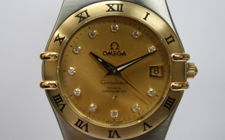 Omega - Constellation Gents