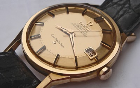 Omega - Constellation Calendar Grand Luxe