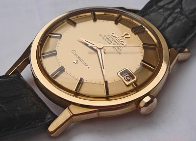 Omega - Constellation Calendar De Luxe