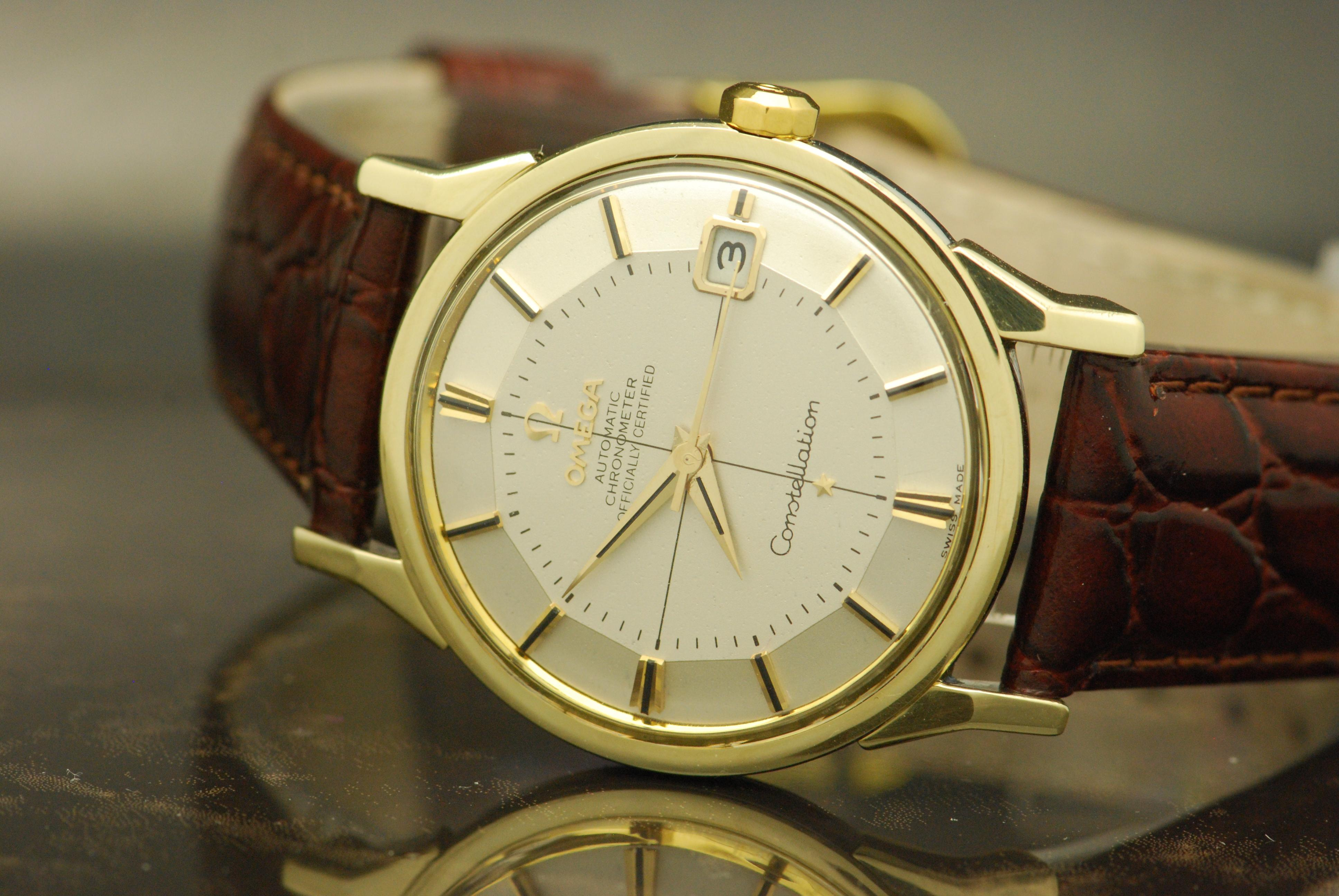 Omega - Constellation Calendar