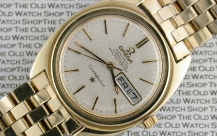 Omega - Constellation Automatic