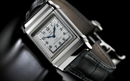 Omega - Art Deco Geometric
